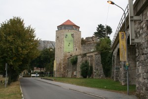 Oostenrijk_Hainburg_Blutgasse