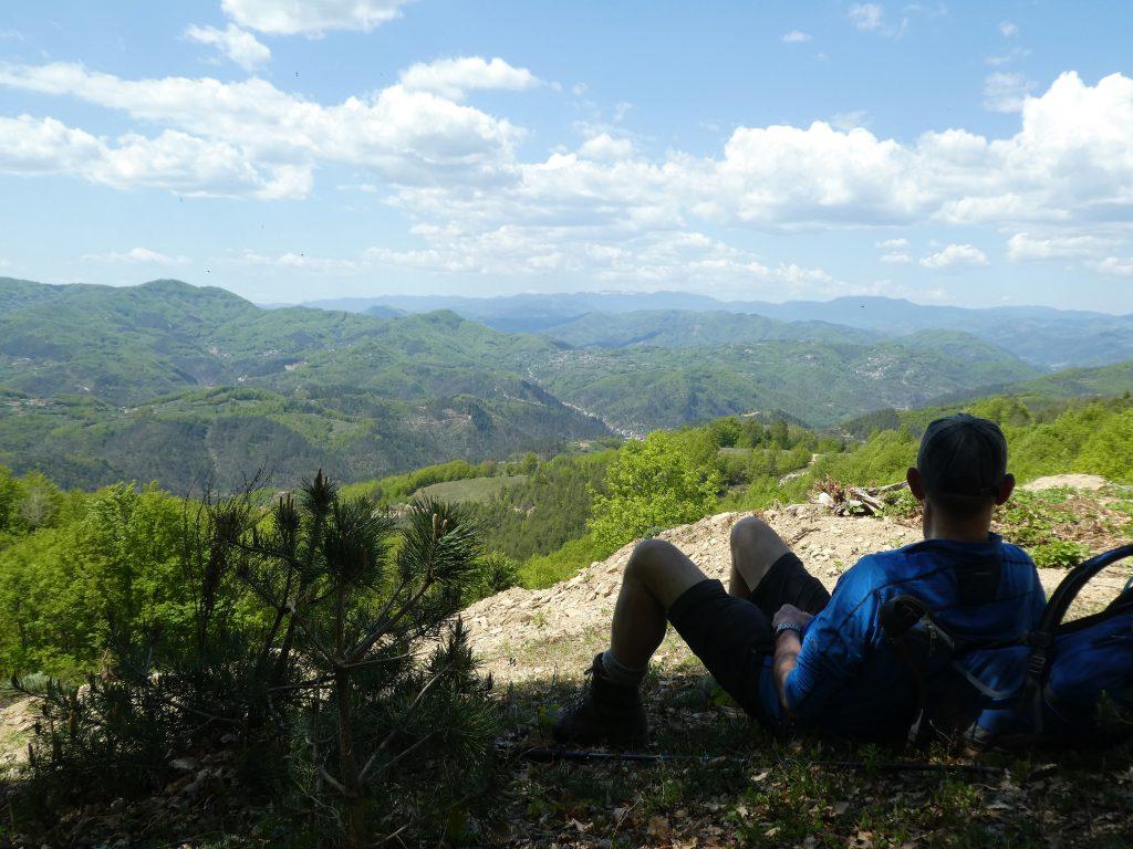 Rhodope panorama