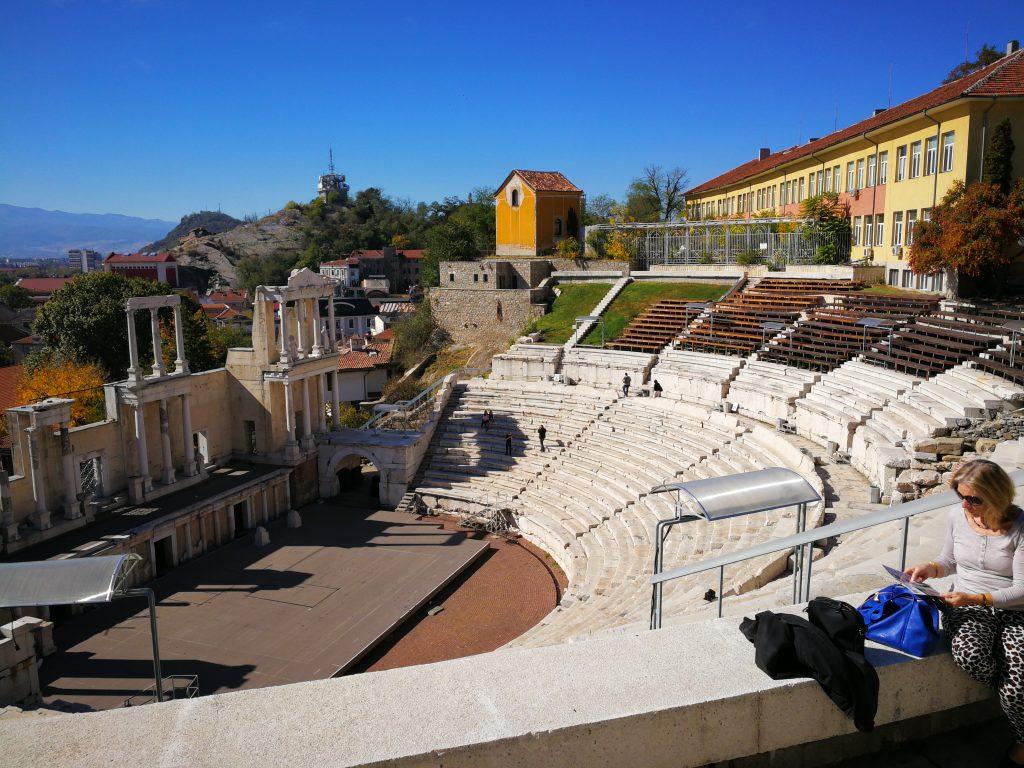 Plovdiv Roman Amphiteatre