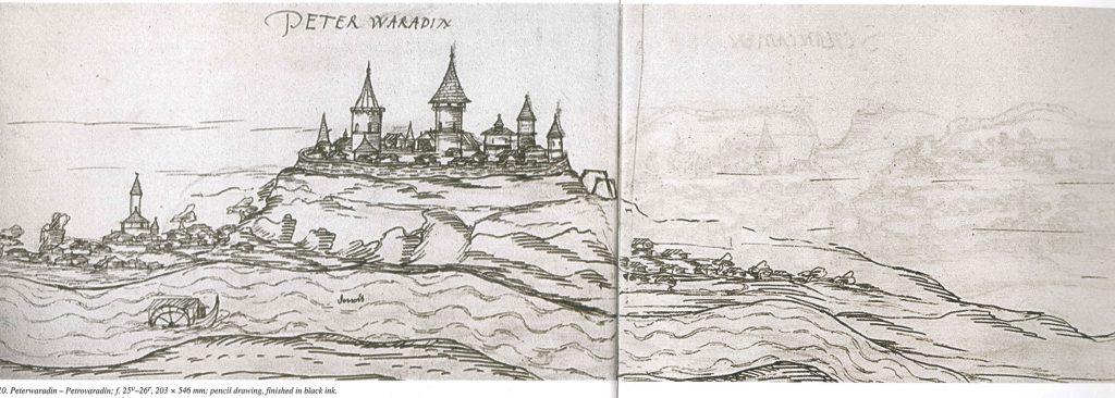 Petrovaradin in 16th century