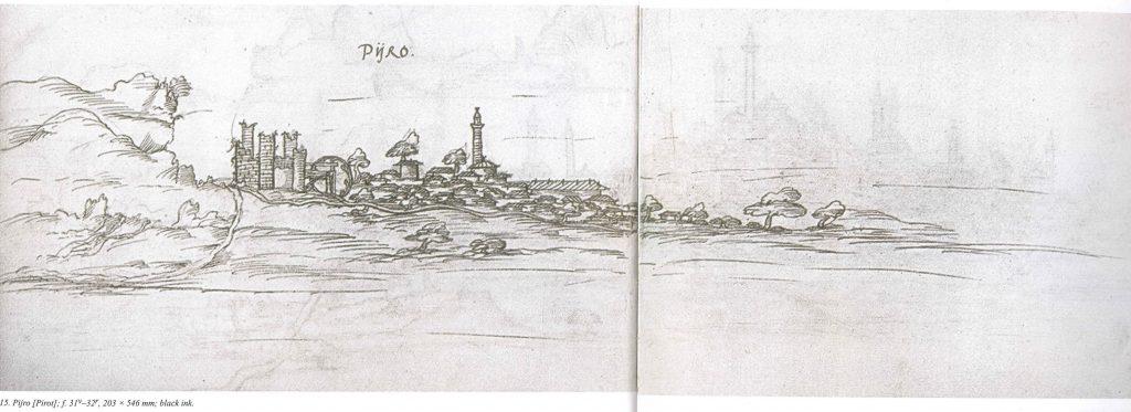 Pirot, 16the c.