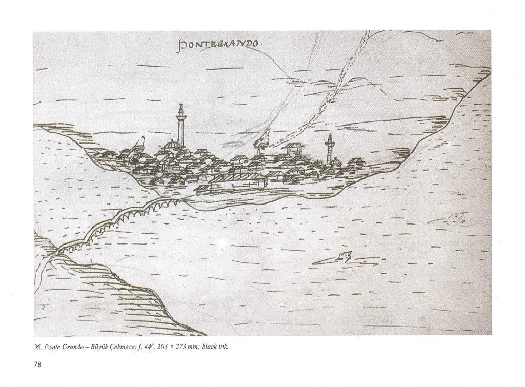 Büyük Cekmece, 16th c.
